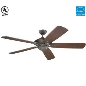 Monte Carlo Cyclone 60-Inch 5-Blade Outdoor Fan