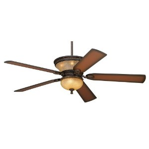 "60"" Casa Vieja Brighton Way Golden Bronze Fan"