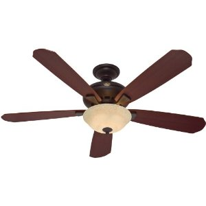Hunter Grant Park New Bronze Ceiling Fan