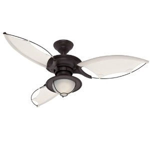 Hunter 54-Inch Sanibel Ceiling Fan