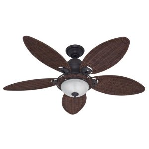 Hunter  The Caribbean Breeze 54 Inch Ceiling Fan