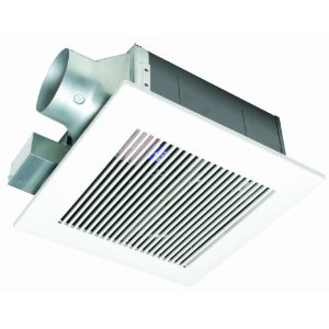 Panasonic 80 CFM Low Profile Ceiling Mounted Fan