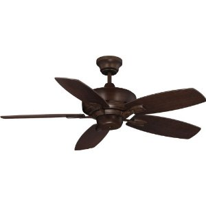 "Savoy House Wind Star Espresso 42"" Ceiling Fan"